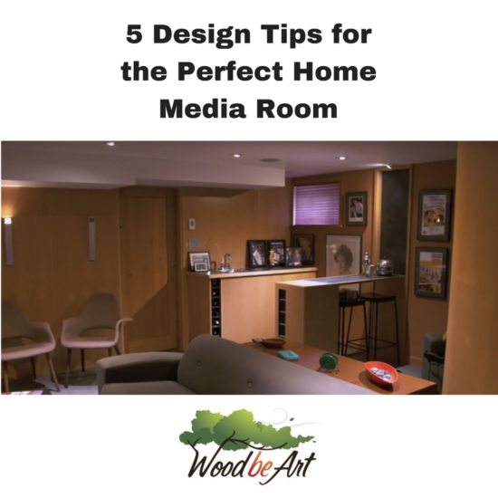 5 design tips for the perfect home media room house of
